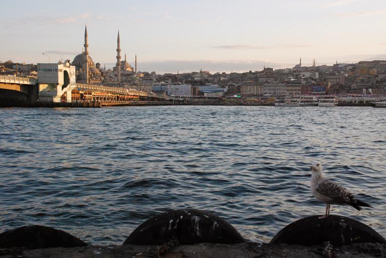 Puente Gálata. Estambul