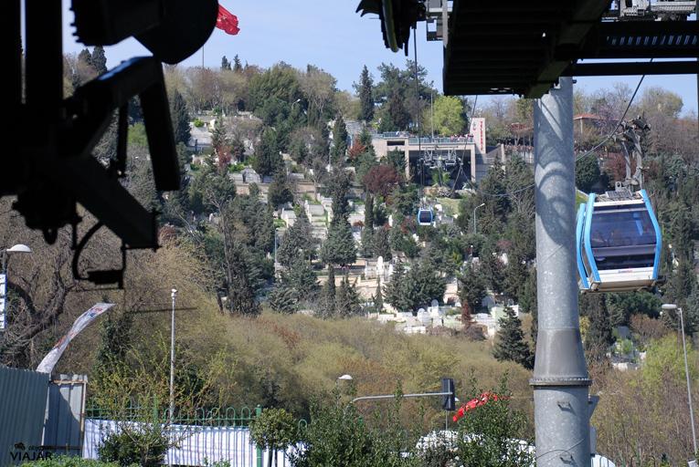 Teleférico de Eyüp, Estambul