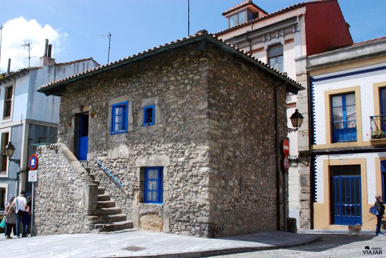 Antigua casa de pescadores. Gijón