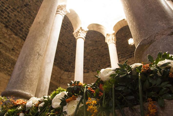 Baños árabes de Girona. Foto Mariona Otero