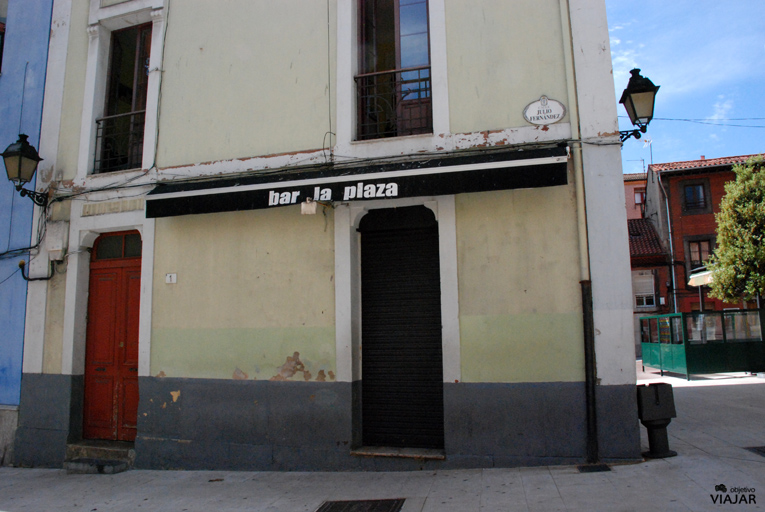 Bar La Plaza. Gijón