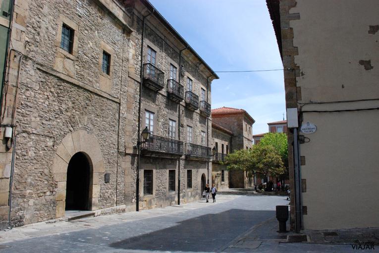 Barrio de Cimavilla. Gijón