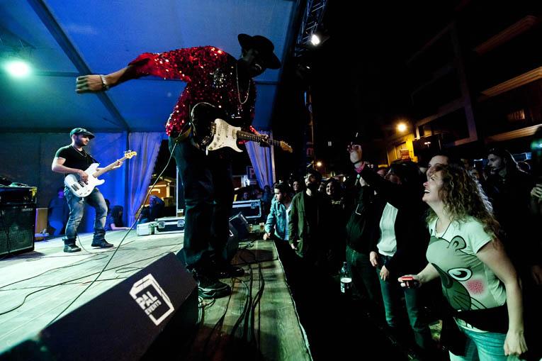 Benicàssim II Blues Festival. Foto Miguel A. Muñoz Romero