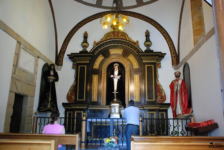Capilla de Nuestra Señora de la Soledad. Gijón