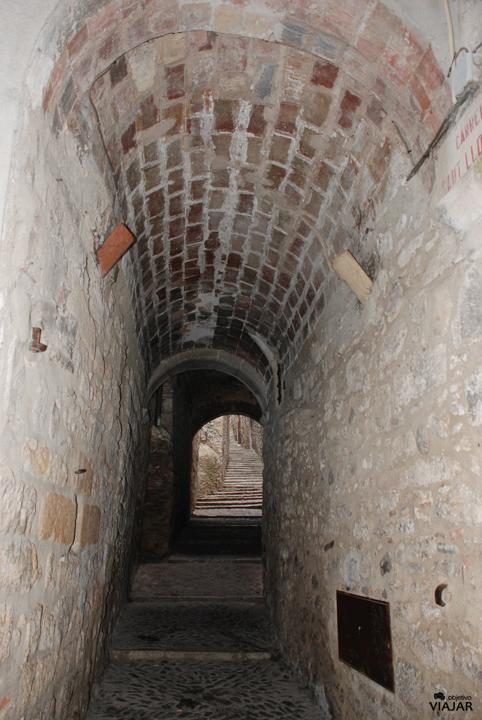 Carrer de Sant Llorenç. Girona