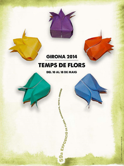 Cartel Girona, Temps de Flors