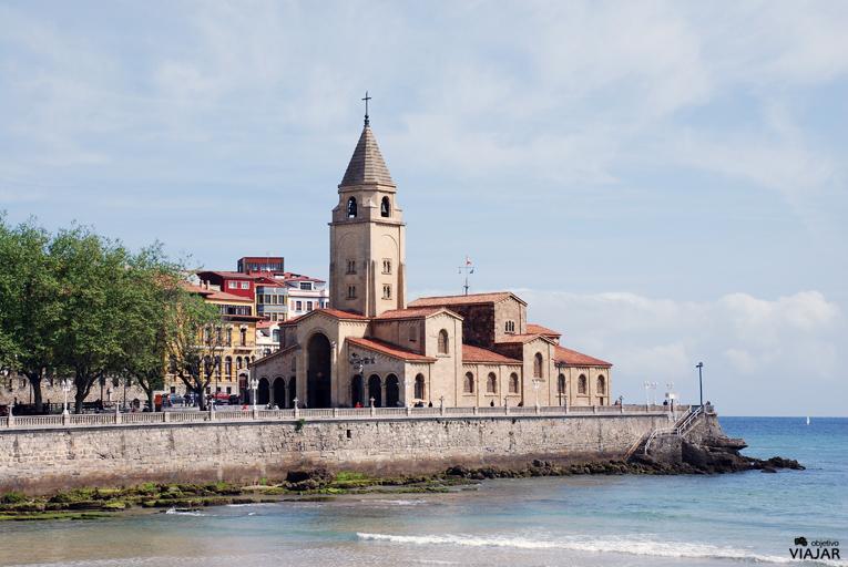 Iglesia de San Pedro. Gijón