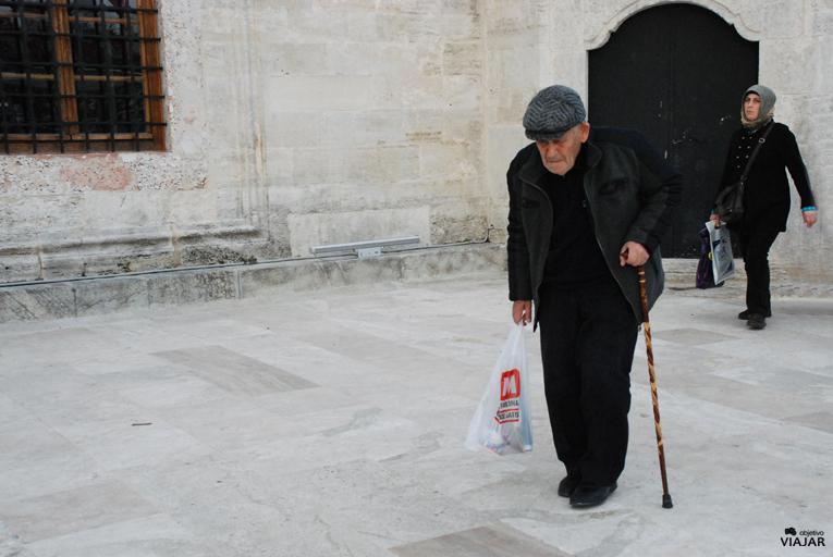 Instantáneas de Üsküdar. Estambul