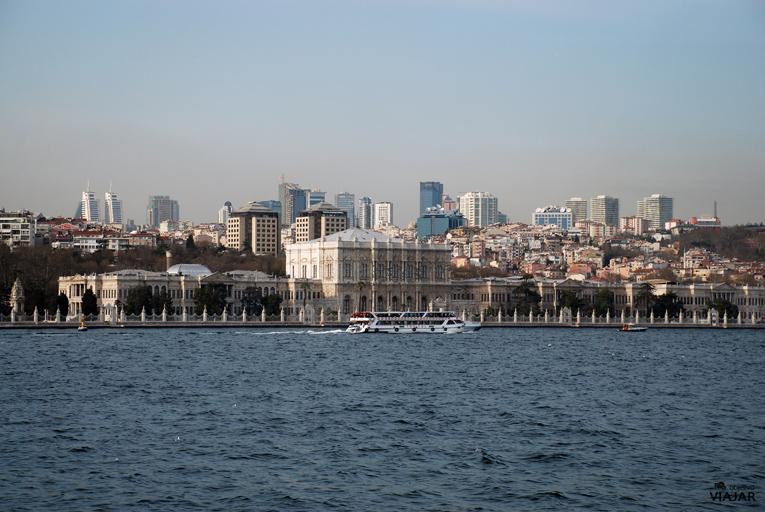 Palacio de Dolmabahçe. Estambul