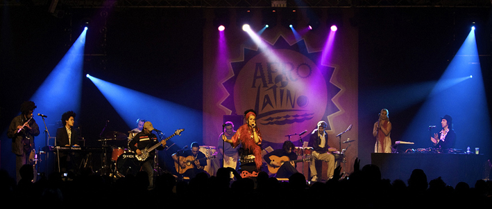 Afro Latino Festival © Visit Flanders