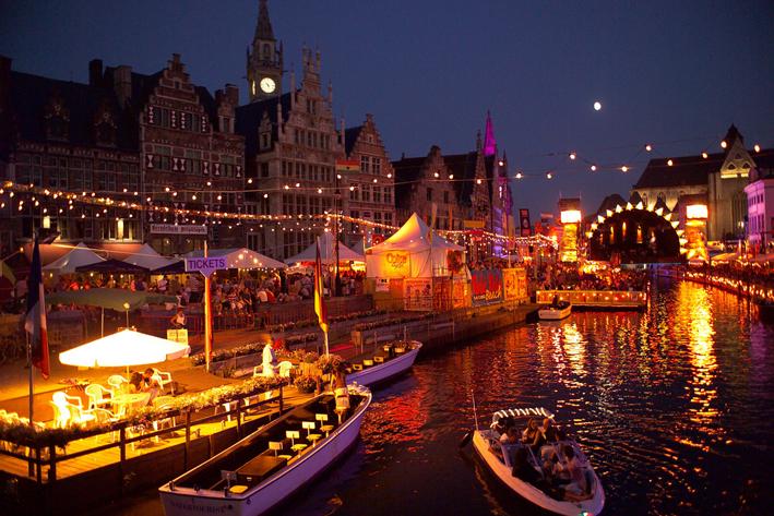 Fiestas de Gante © Visit Gent