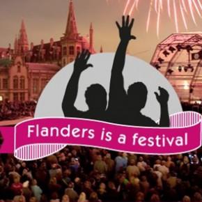 Los festivales de verano de Flandes, Bélgica
