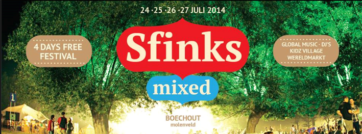 Sfinks Mixed