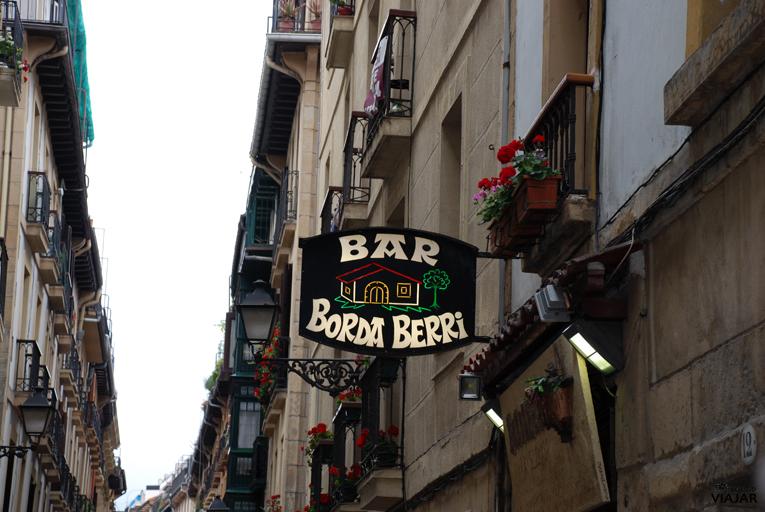 Borda Berri. Donostia