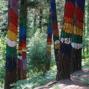 El Bosque de Oma, descifrando el canto a la libertad de Ibarrola