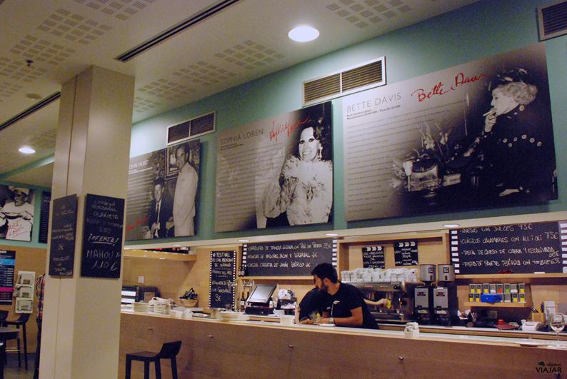 Cafetería Hotel Astoria7. Donostia