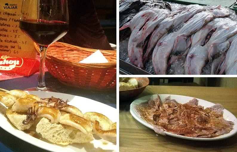 Comer en Lekeitio