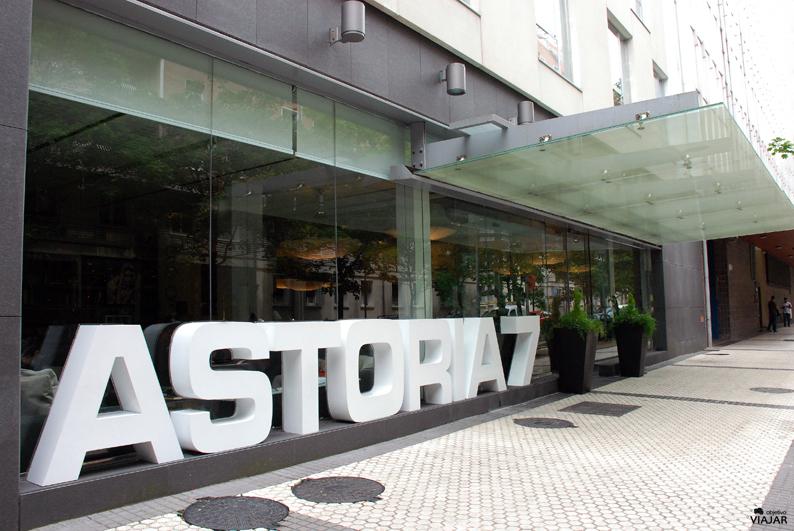 Hotel Astoria7. Donostia