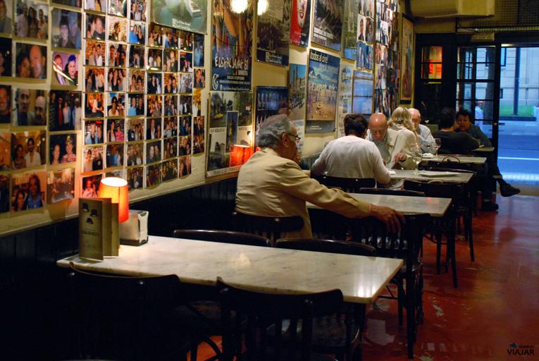 Restaurante y café Oquendo. Donostia