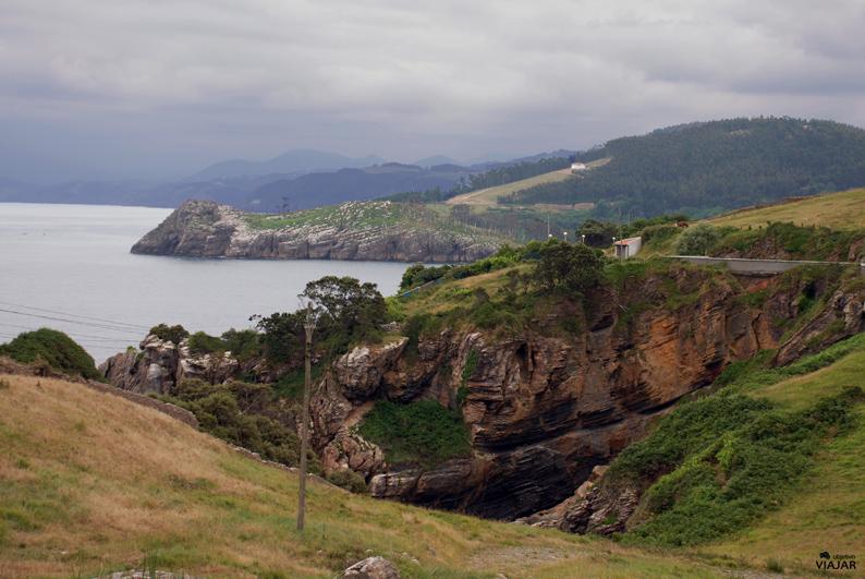 Vistas desde el Faro de Santa Catalina. Lekeitio