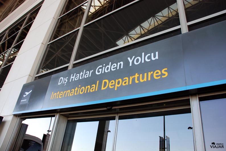 Aeropuerto Internacional Sabiha Gökçen