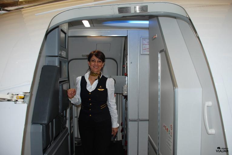 Embarcando con Pegasus Airlines