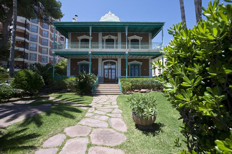 Villa Amparo. Benicàssim. Foto Miguel A. Muñoz Romero