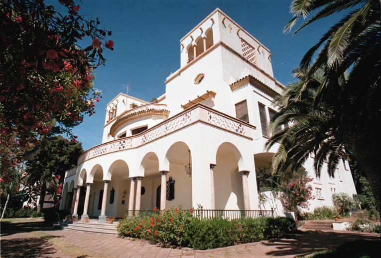 Villa Elisa. Ruta de las Villas de Benicàssim