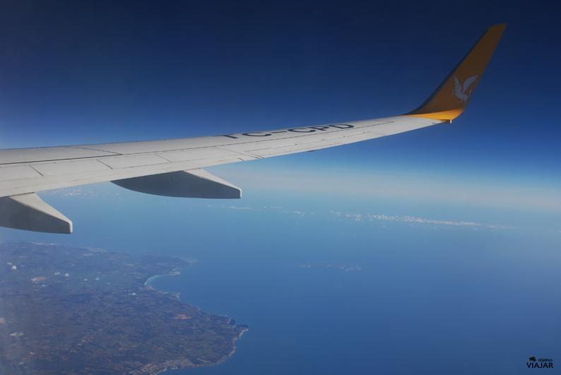 Volando con Pegasus Airlines
