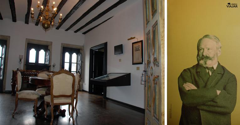 Casa de Victor Hugo. Pasai Donibane. Pasaia