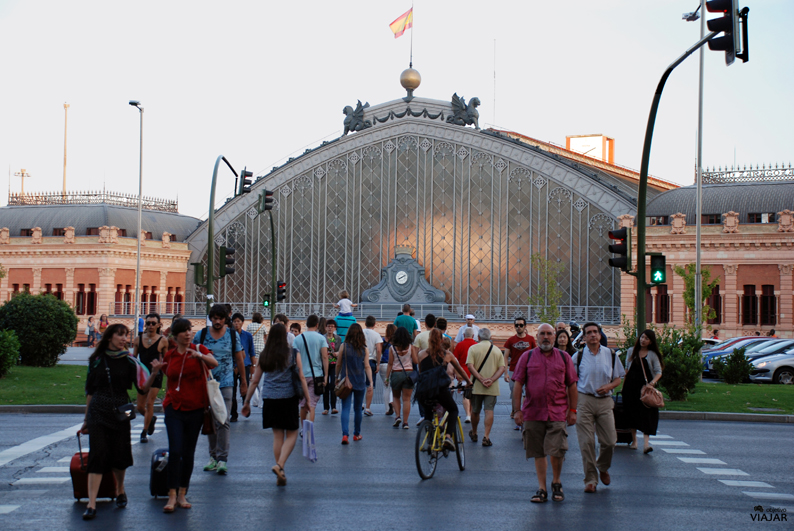 Estación de Atocha. Madrid