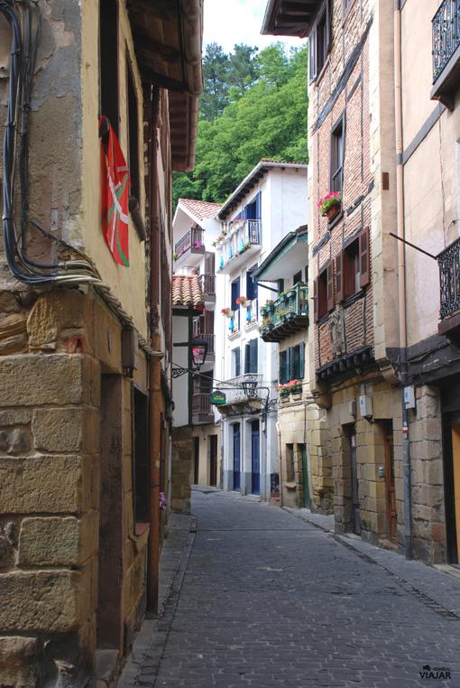Pasai Donibane fue durante varios siglos un barrio de Hondarribia. Pasaia