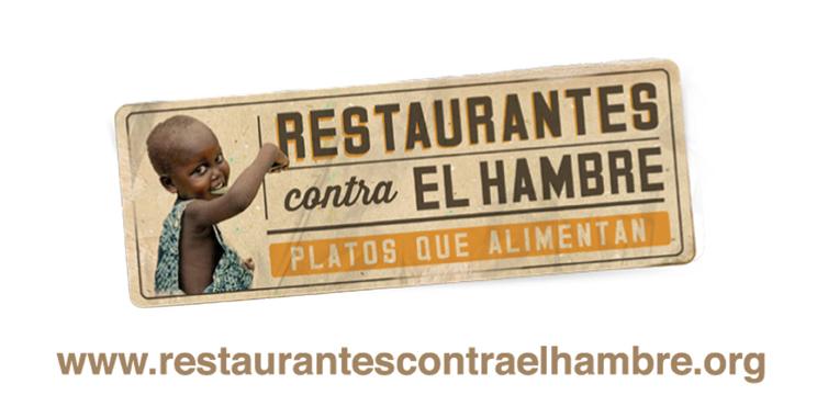 Platos de que alimentan. Restaurantes contra el Hambre