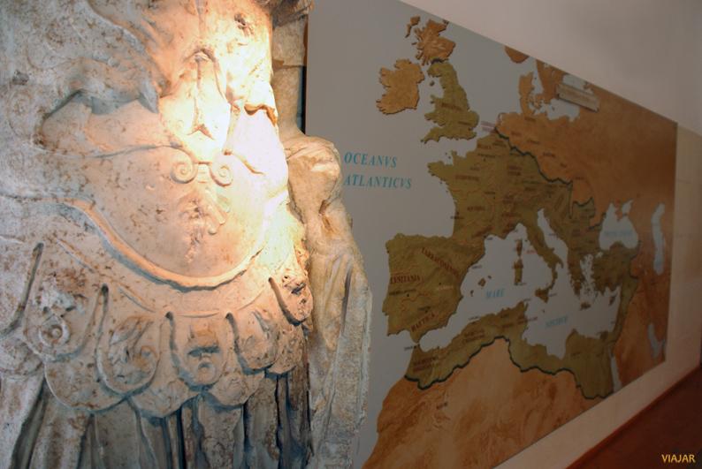 Museo y centro de interpretación. Parque Arqueológico de Segóbriga