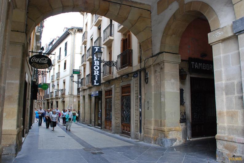 Paseando por Lo Viejo. San Sebastián
