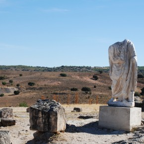 Descubriendo el Parque Arqueológico de Segóbriga