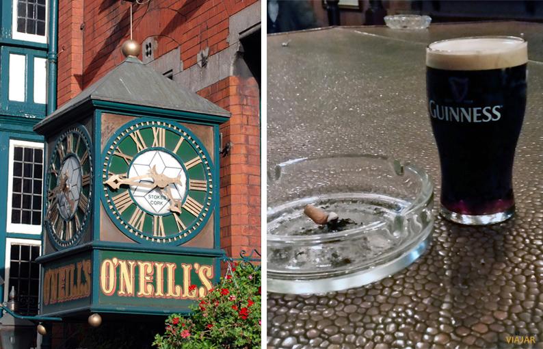 Una ruta por los pubs de dubl n mis 10 recomendaciones for Oficina de turismo de irlanda