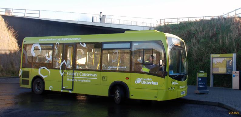 Autobus lanzadera