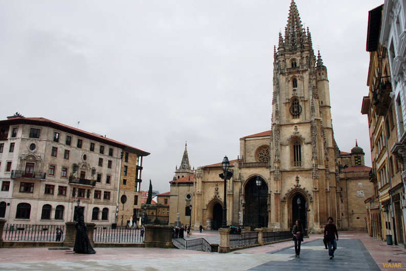Catedral de Oviedo. Que ver en Oviedo