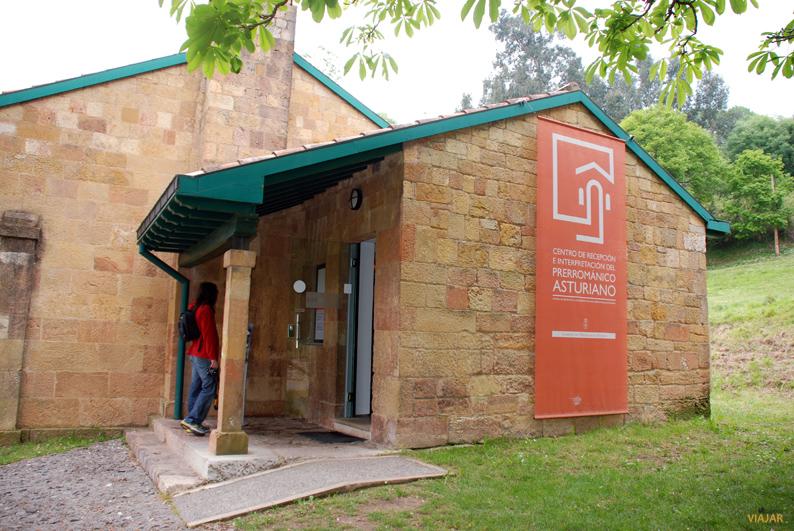 Centro de Interpretación del prerrománico asturiano. Oviedo