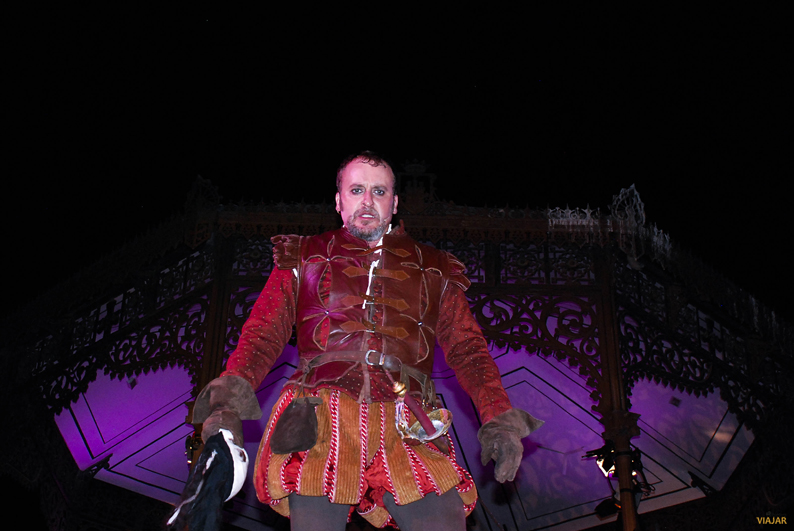 Fernando Cayo en el papel de Don Juan Tenorio