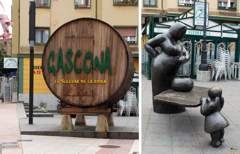 Gascona. Oviedo