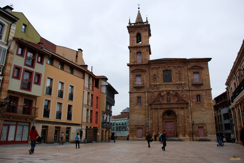 Iglesia de San Isidoro el Real. Oviedo