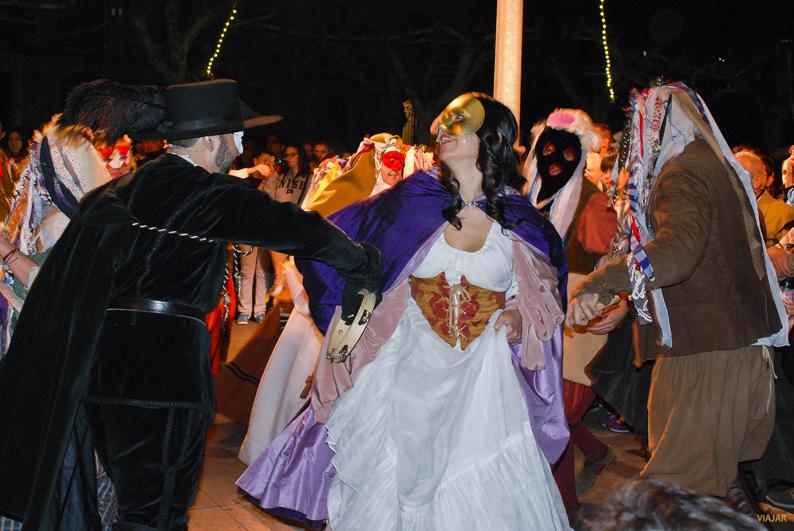 Inicio de Don Juan en Alcalá
