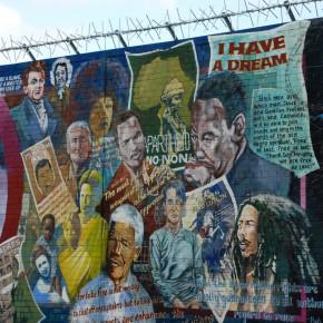 Los murales de Belfast