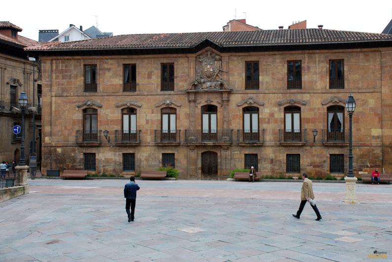 Palacio de Valdecarzana. Oviedo