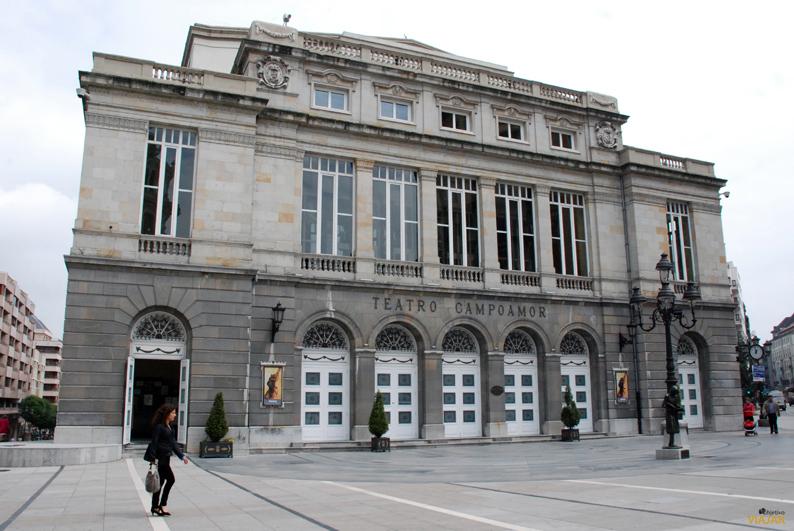 Teatro Campoamor. Oviedo