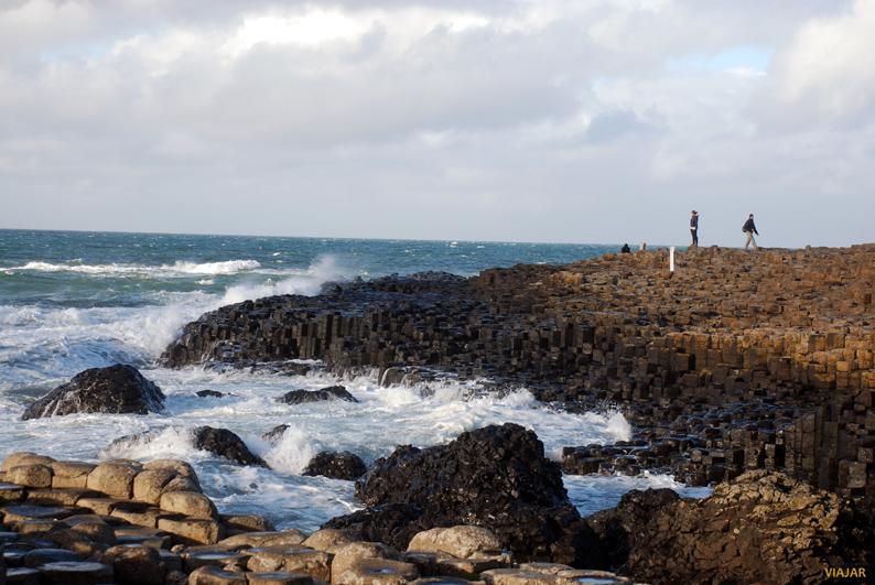 Calzada del Gigante. Irlanda del Norte
