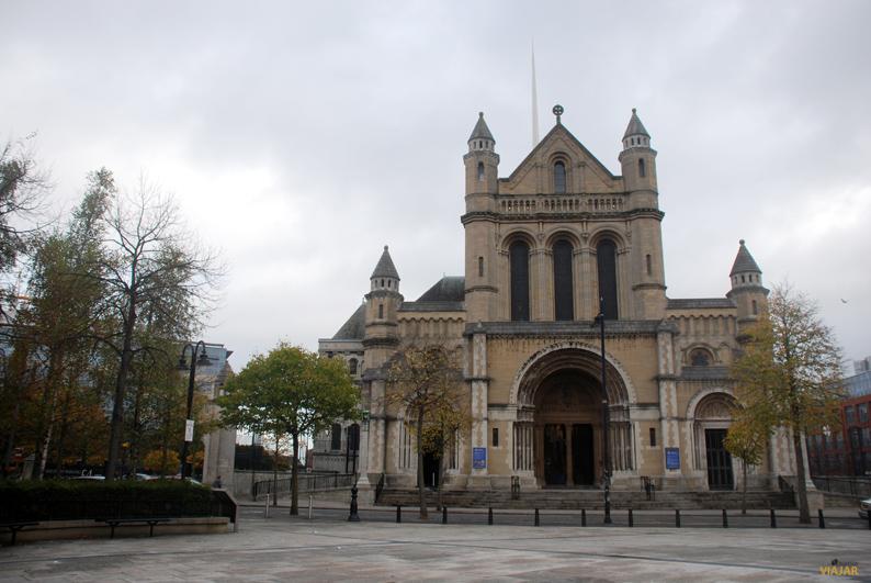 Catedral de Santa Ana. Belfast