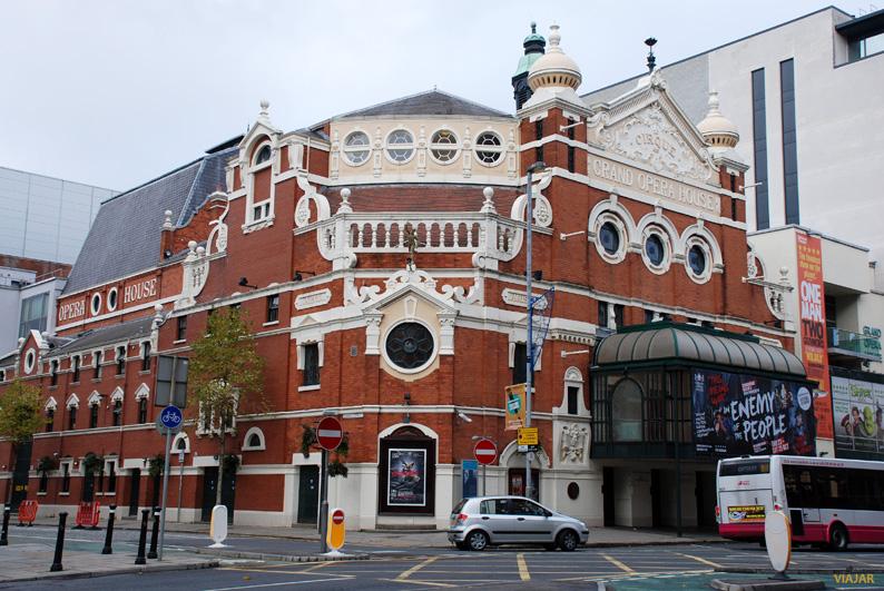 Grand Opera House. Belfast